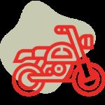 części motocyklowe brzeg